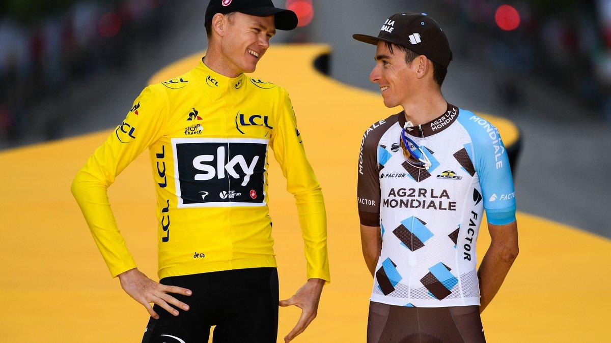 Critérium du Dauphiné : Yates s'impose, le général pour Thomas