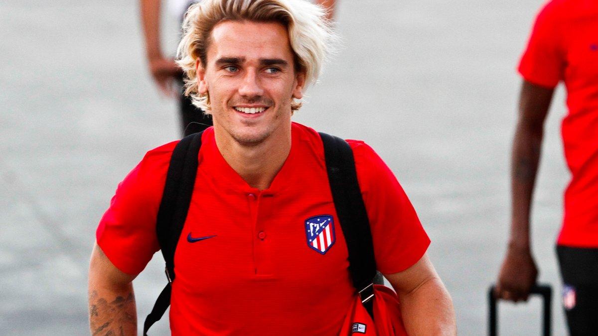Clause divisée par deux pour Griezmann en septembre — Atlético