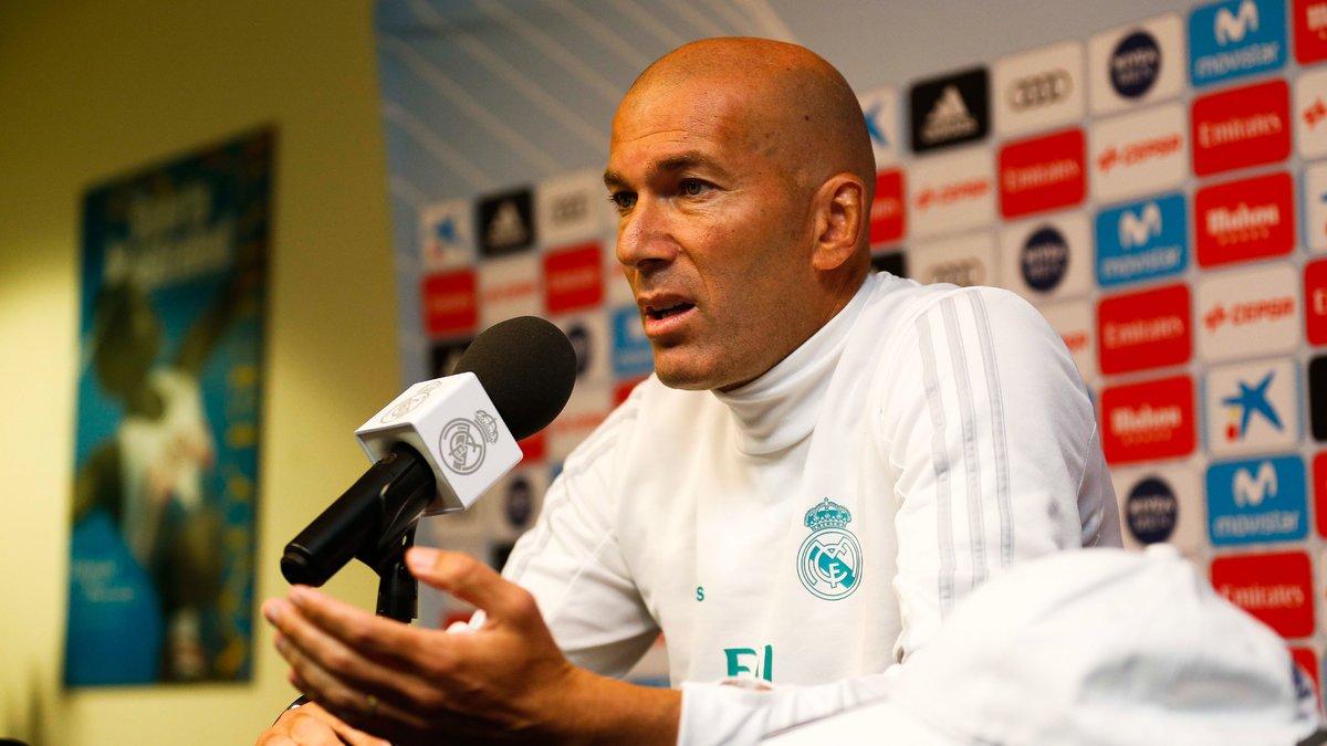 Mourinho met la pression à Zidane pour un joueur — Mercato / MU