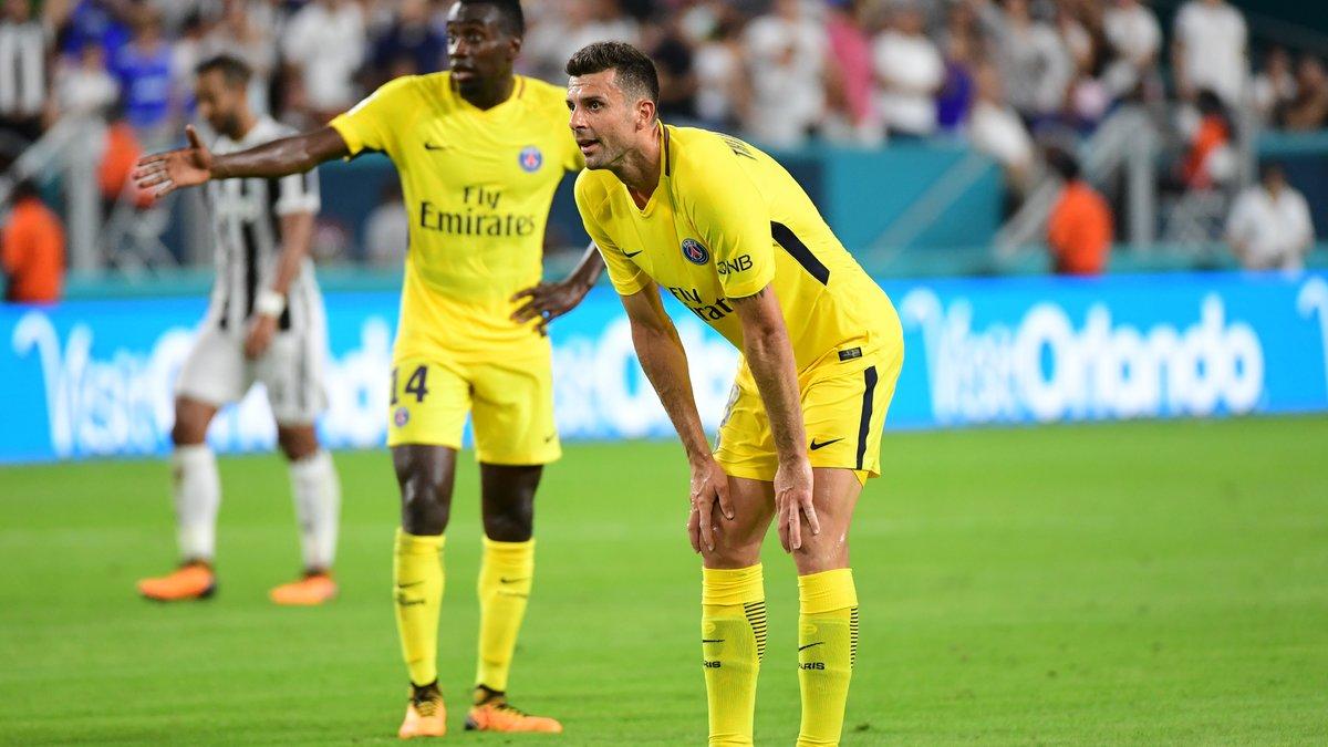 La composition probable du Parisien — Monaco / PSG
