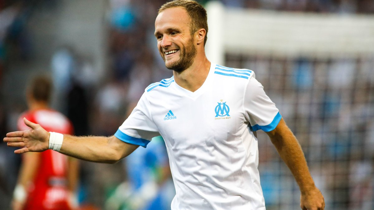 Maillot Extérieur Olympique de Marseille Valère GERMAIN