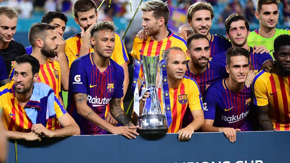 Barcelone : Di Maria, Coutinho, Griezmann… Le plan du Barça pour le transfert de Neymar