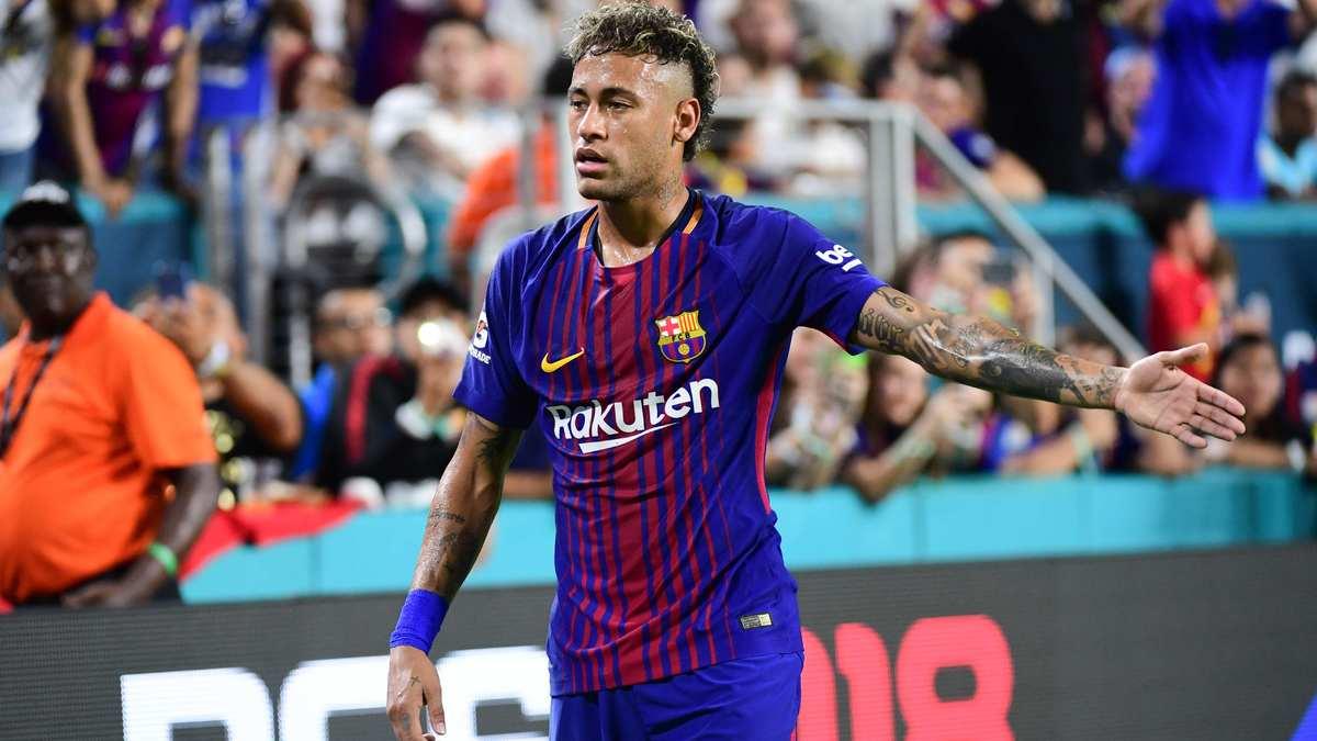 Ce que Neymar pourrait rapporter aux caisses de l'État
