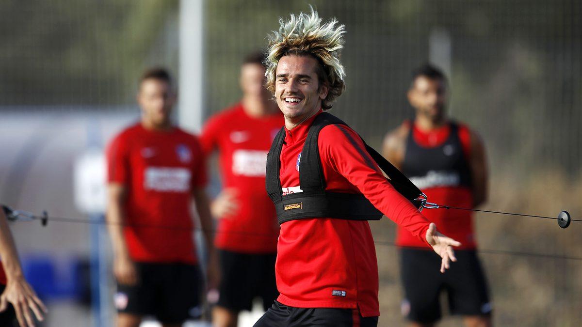 Pour remplacer Neymar, le FC Barcelone pense à Antoine Griezmann — Mercato