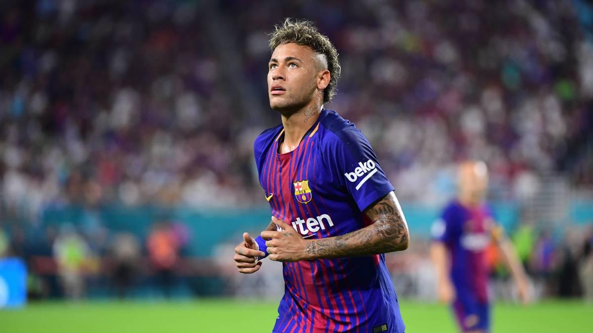 Les débuts de Neymar avec le PSG retardés