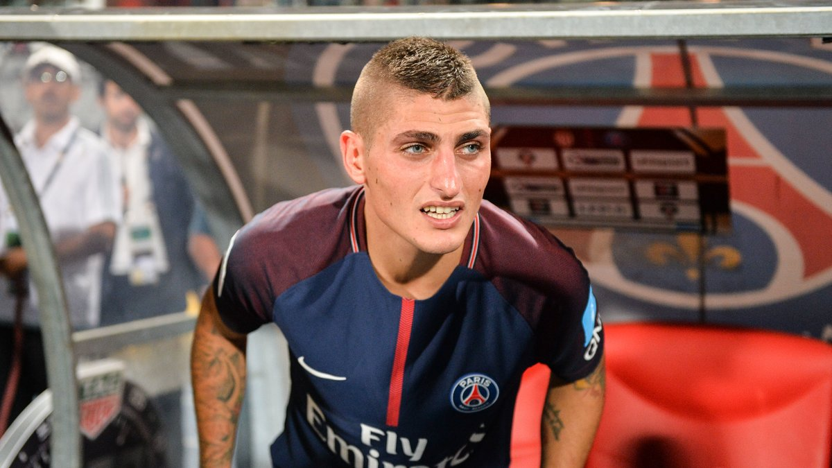 On reparle de Verratti au FC Barcelone — Paris SG