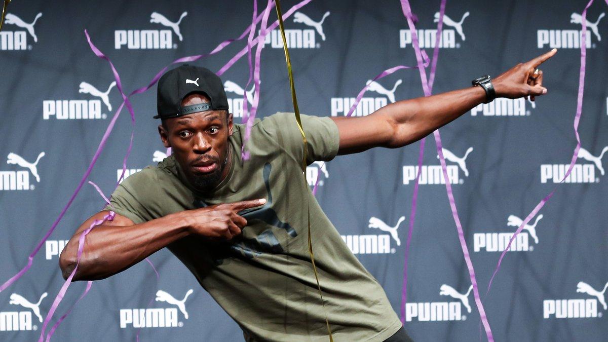 Usain Bolt affiche sa confiance avant la dernière compétition de sa carrière