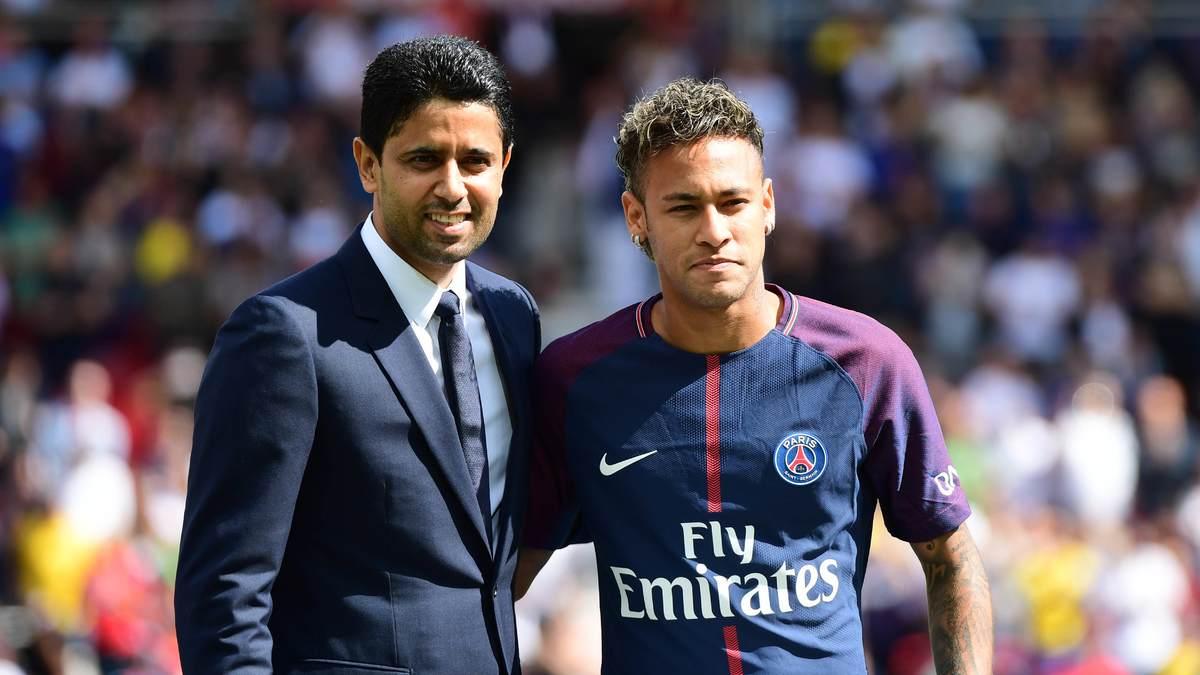 Plainte à venir contre le Barça — Neymar