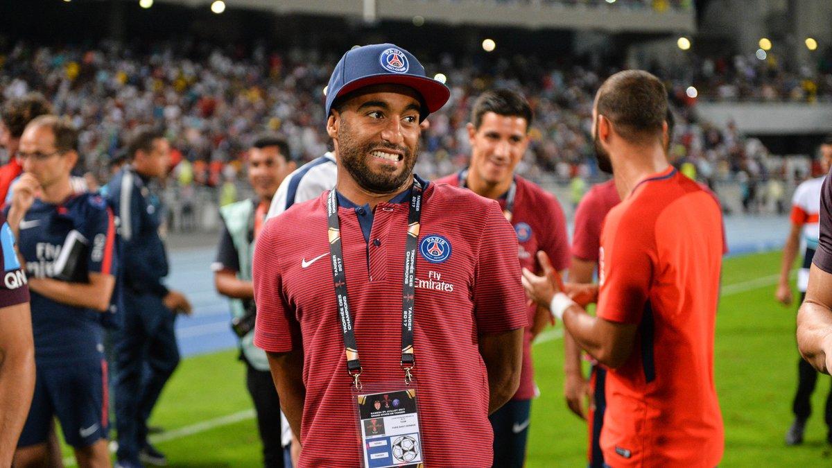 Pour Alex, Lucas doit quitter Paris — PSG