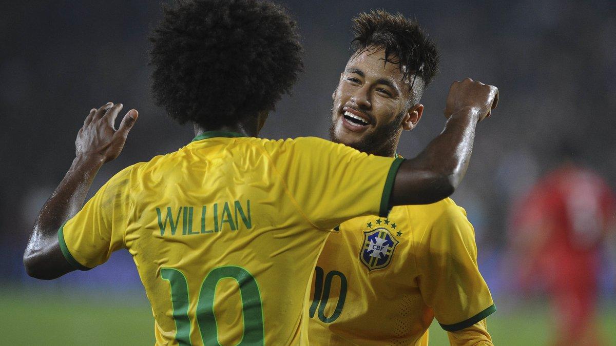 Neymar s'appuie sur des alliés de poids — PSG