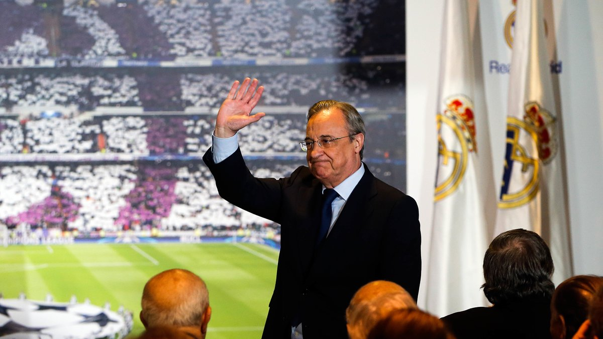Real Madrid : Florentino Pérez annonce la couleur pour la fin du mercato