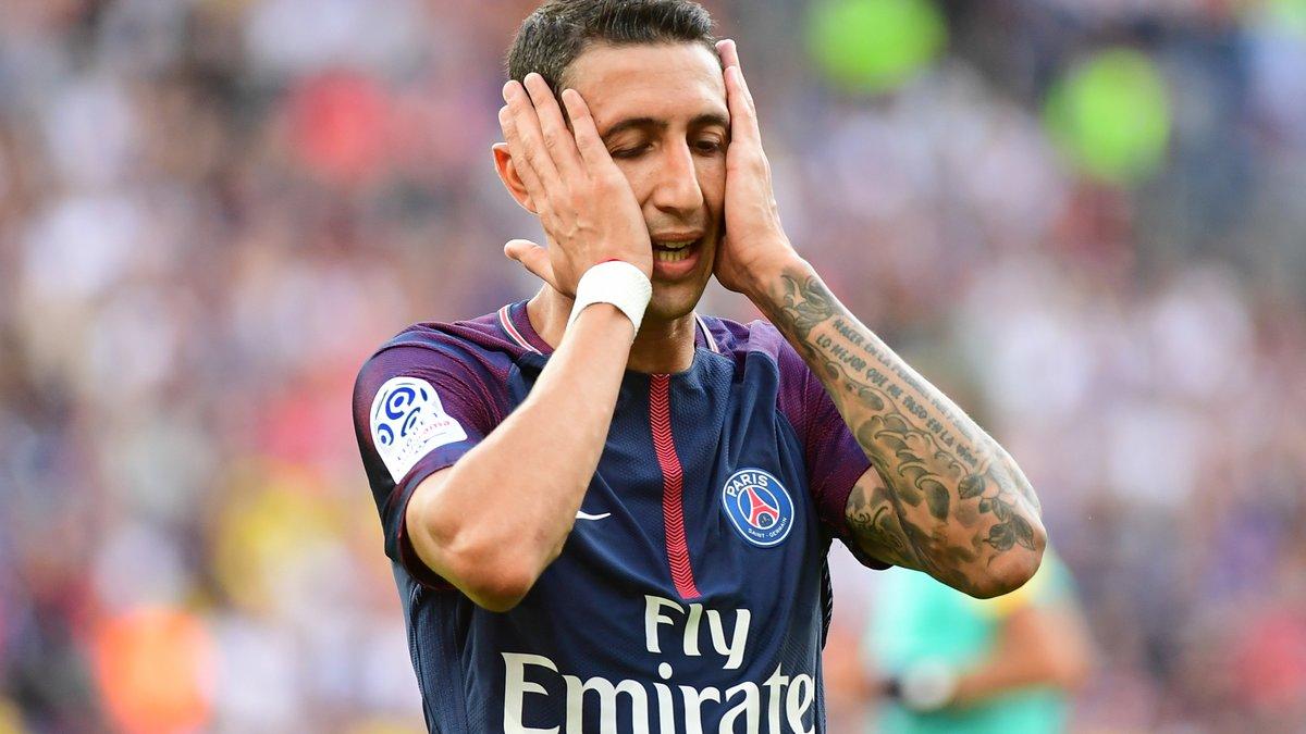 Di Maria aurait demandé son départ — PSG