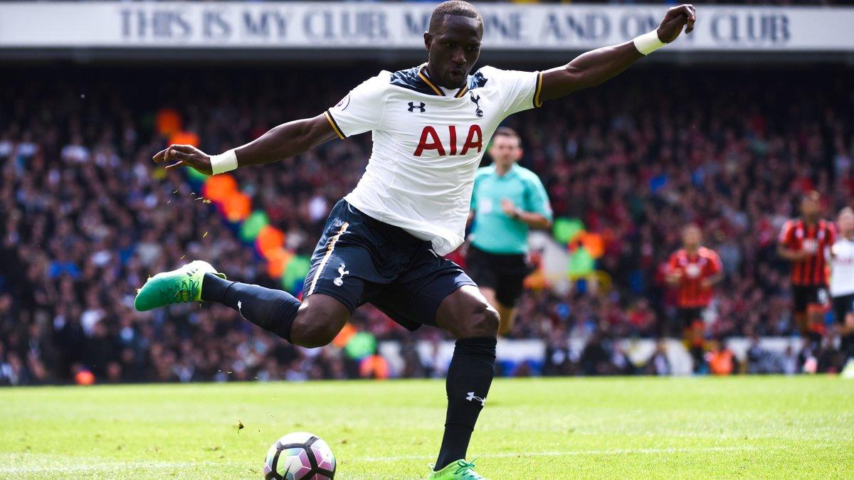 Maillot Extérieur Tottenham Hotspur Moussa Sissoko