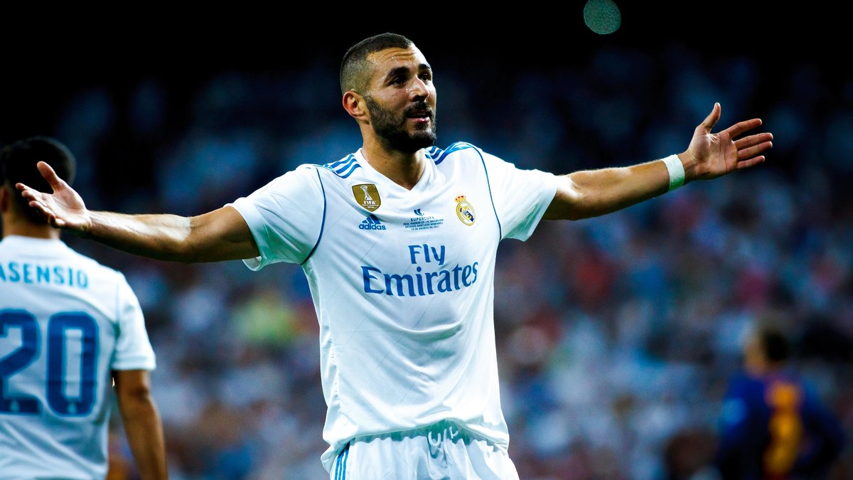 Prolongation imminente pour Benzema — Real Madrid
