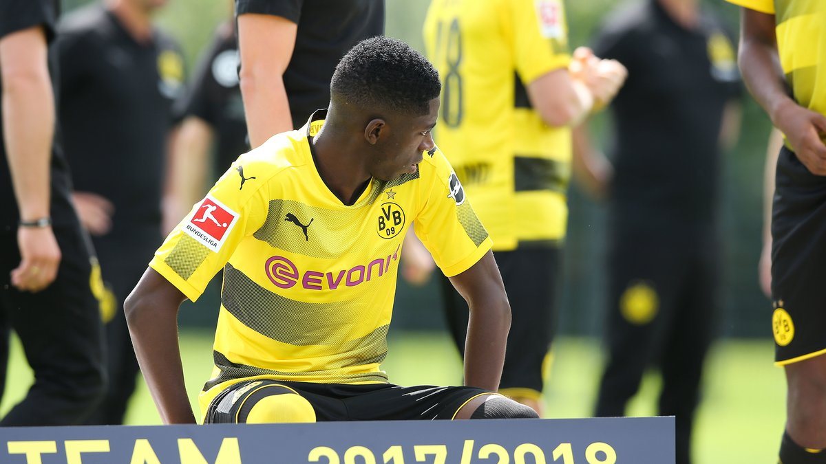 Ousmane Dembélé au Barça — Mercato