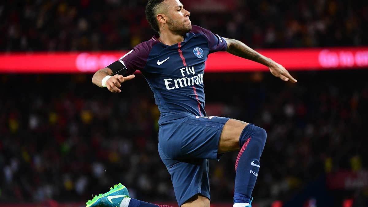 PSG : Quand Didier Deschamps s'enflamme pour… Neymar