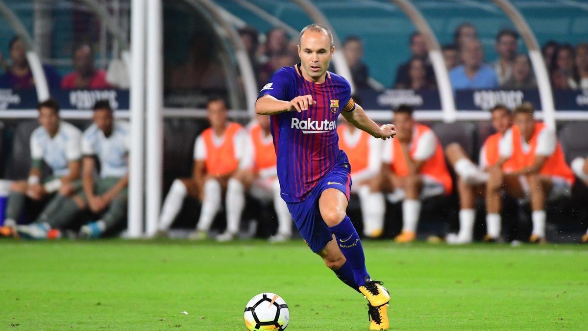 FC Barcelone - Mercato : Ce qui fait douter Iniesta pour son avenir