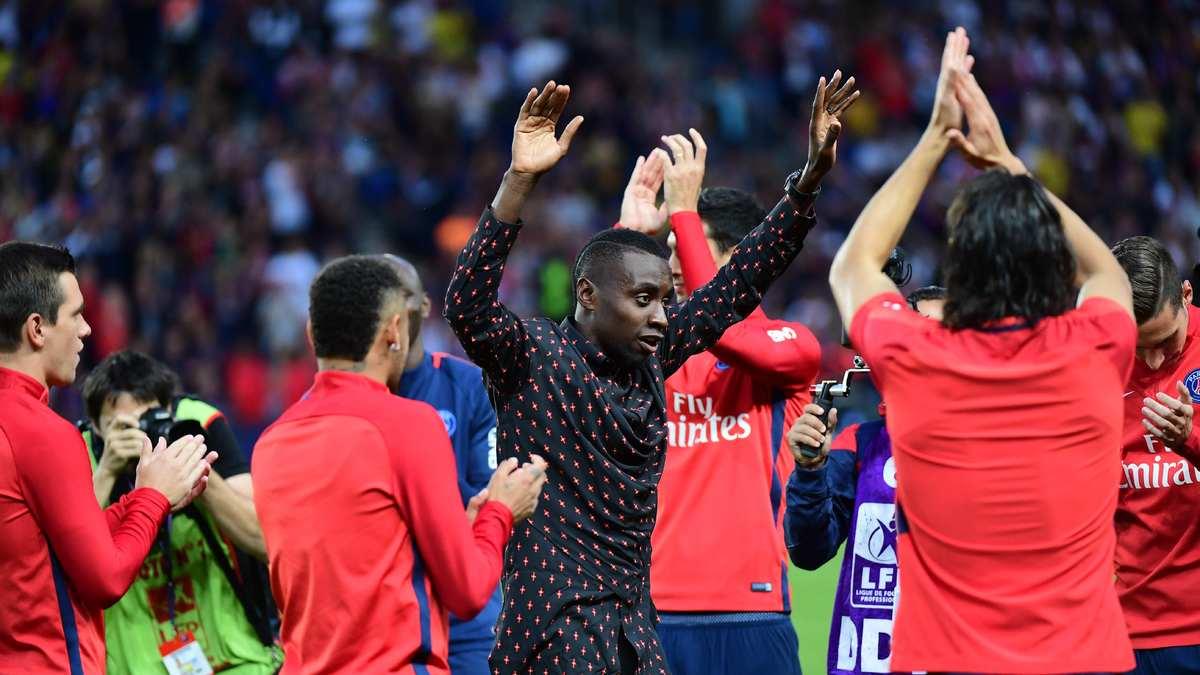 Matuidi voit une différence avec Paris — Juve