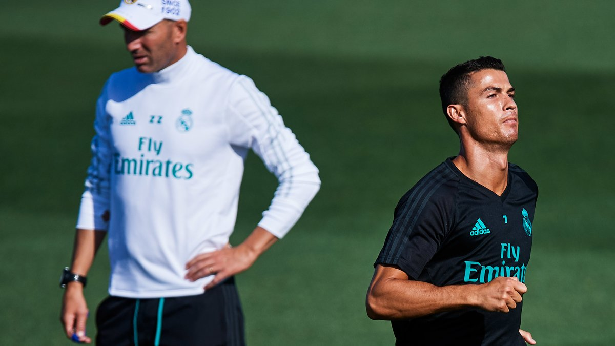 Real Madrid : L'incroyable anecdote de Zidane sur Cristiano Ronaldo