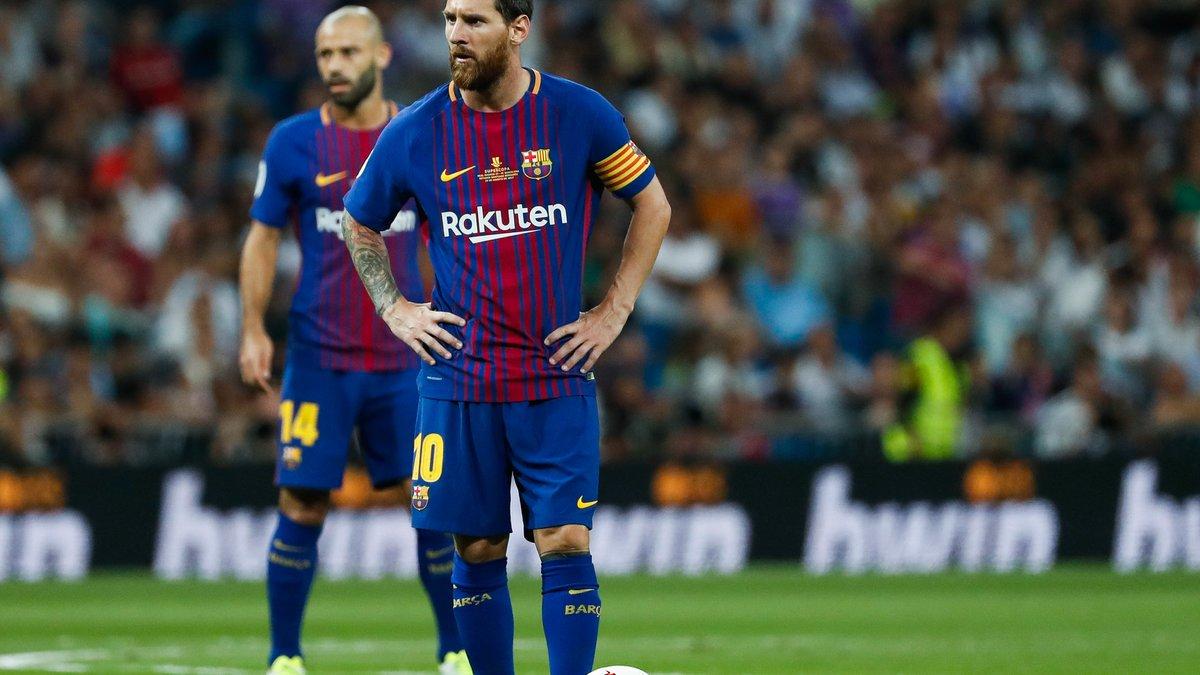 Raiola envoie un message à Messi — Barça