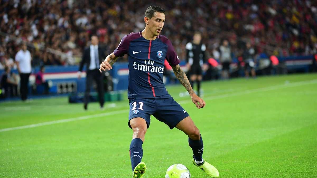 PSG - Mercato : Mécontent de son sort, Di Maria sur le départ ?