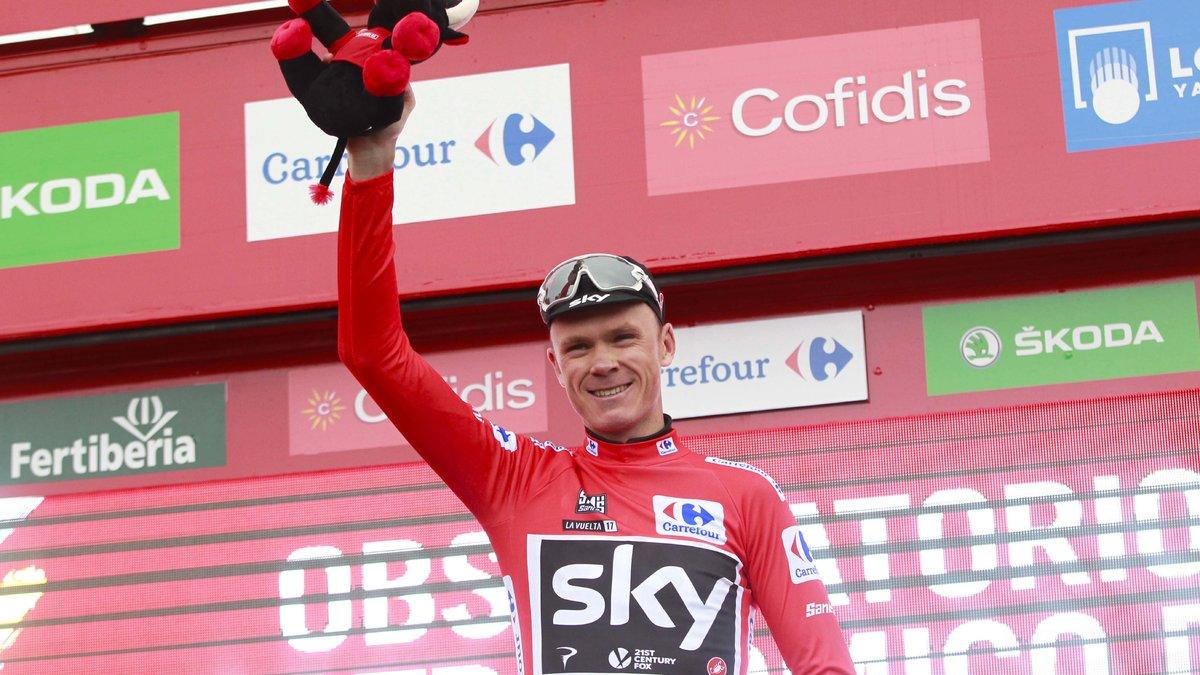 Majka gagne la 14e étape du Tour d'Espagne