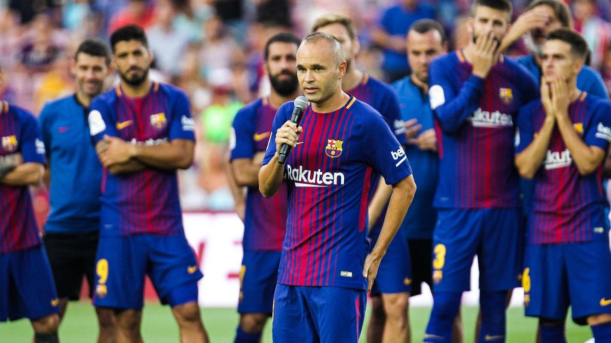 FC Barcelone - Ça signifie quoi le contrat à vie signé par Iniesta ?