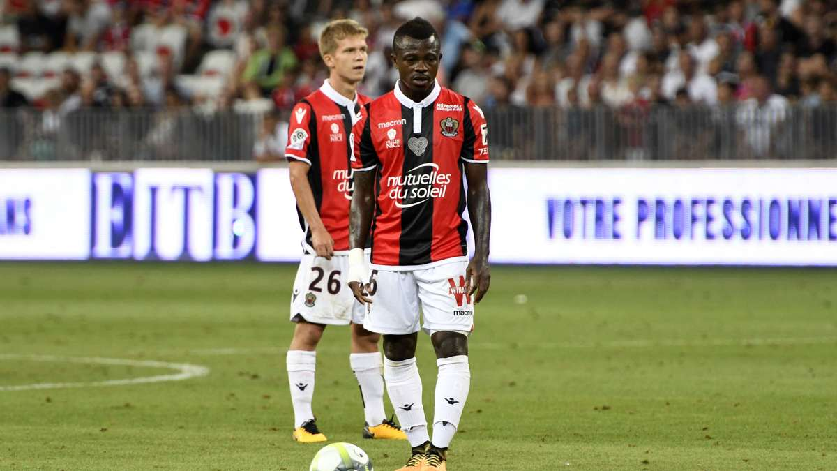 Mercato - OGC Nice : un Jean Michaël Seri touché mais pas déstabilisé