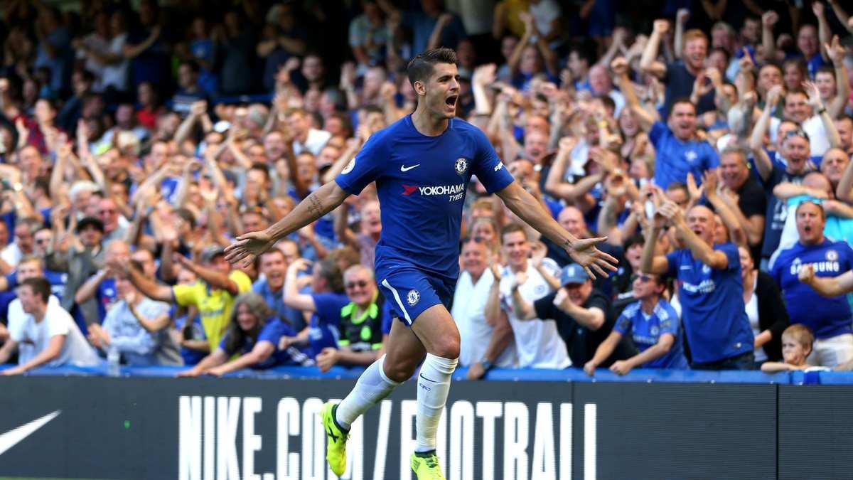 Morata regrette l'attitude du Real — Chelsea