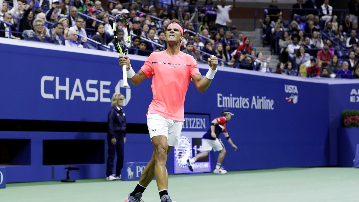Rafael Nadal ironise sur l'exclusion de Fabio Fognini
