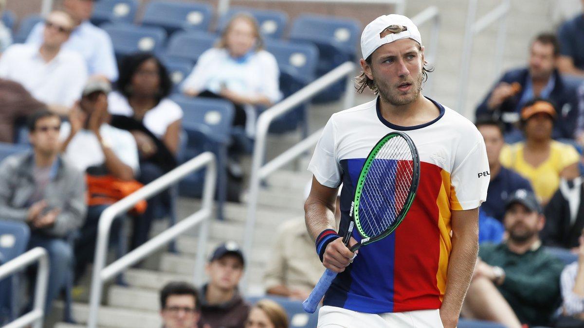 Lucas Pouille ouvrira le bal face à la Serbie — Coupe Davis