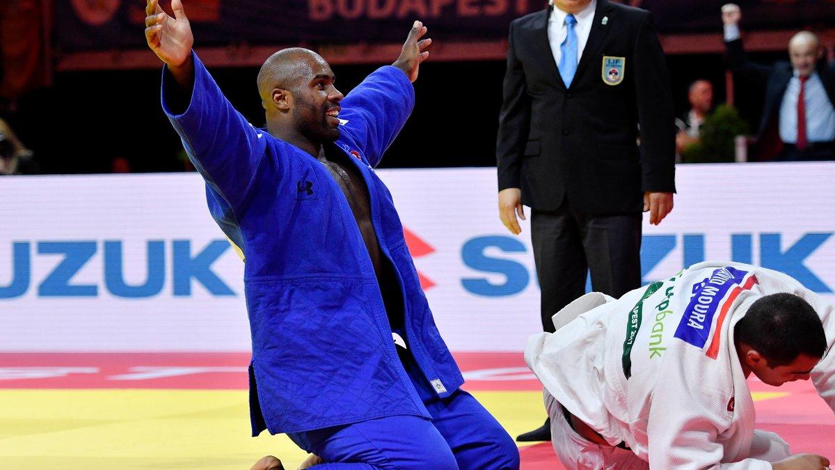 Judo : Teddy Riner vise désormais une victoire aux Jeux Olympiques 2024