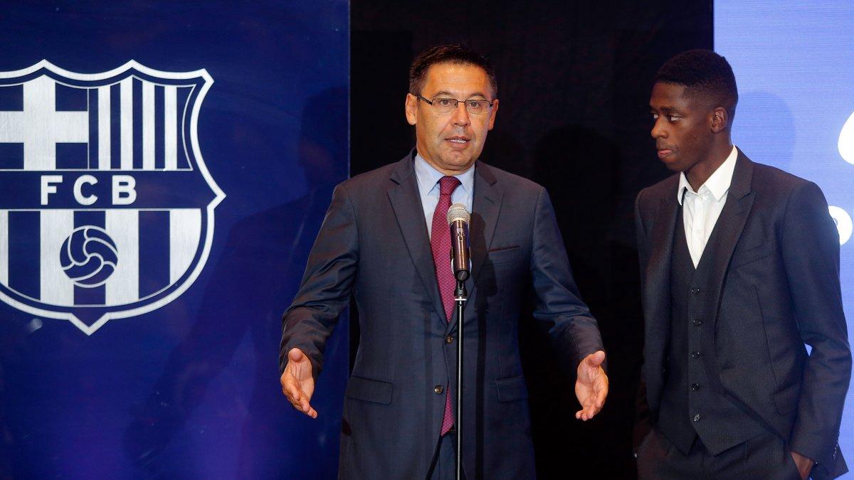 Bartomeu raconte l'échec dans le dossier Coutinho — Barça