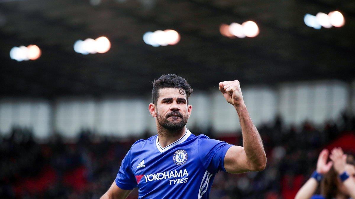 Casier et place de parking confisqués pour Diego Costa — Chelsea