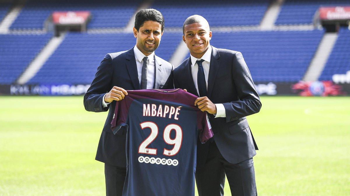 La présentation de Mbappé en DIRECT commenté — PSG