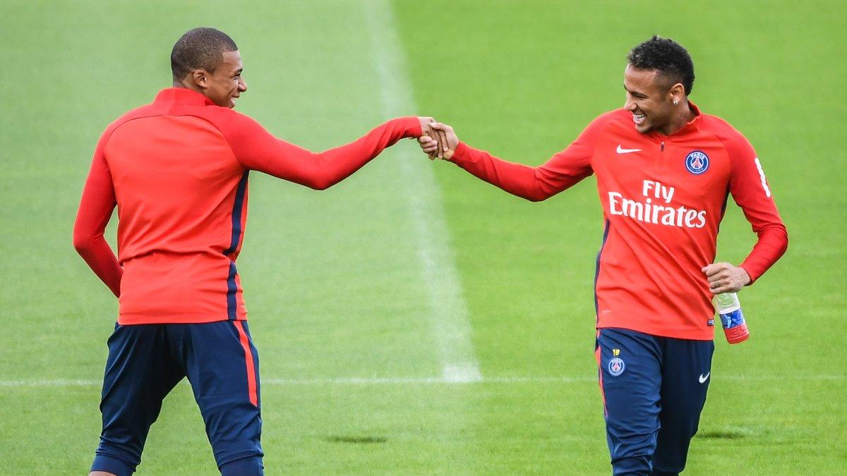 Guerre d'ego entre Neymar et Cavani — PSG