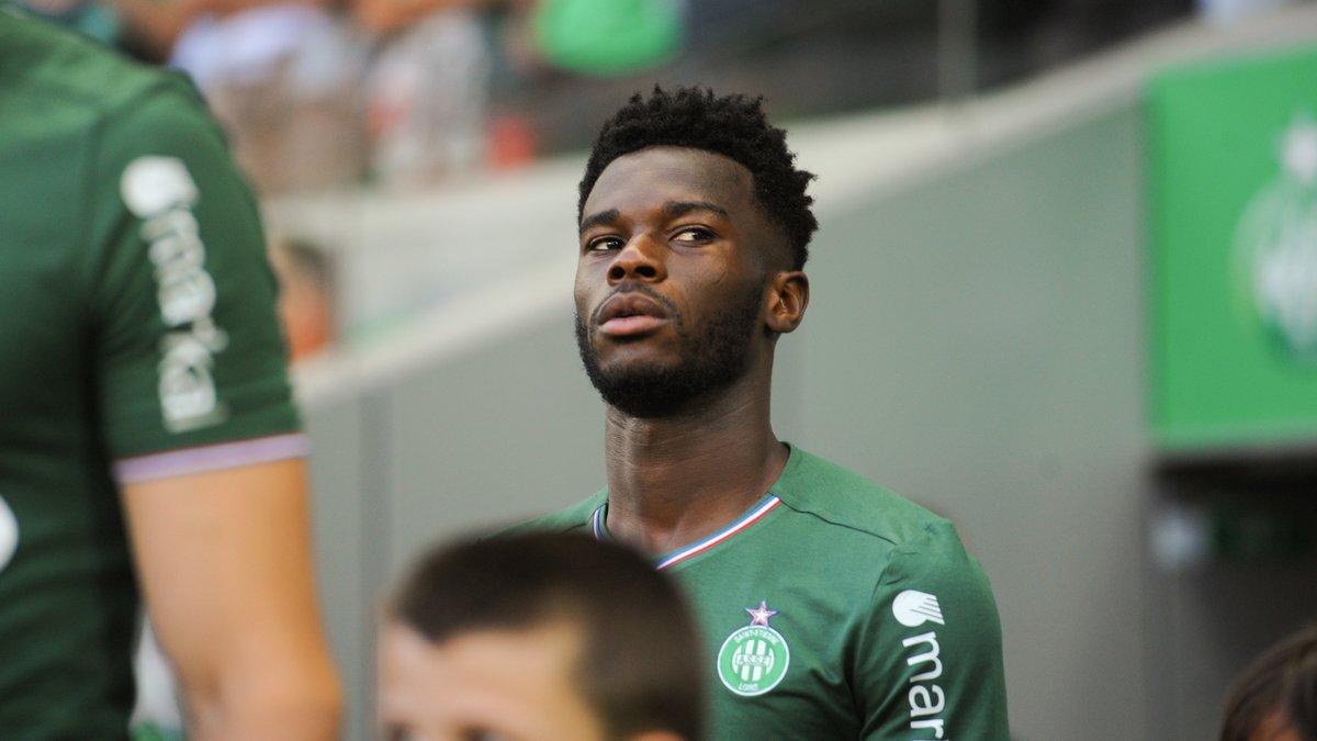 Jonathan Bamba punit pour sa gourmandise — Afrique Saint-Etienne