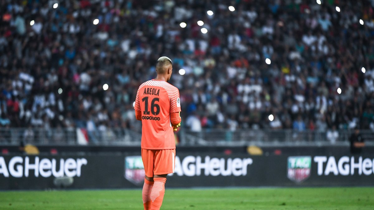Trapp-Areola, la préférence de Ménès — PSG