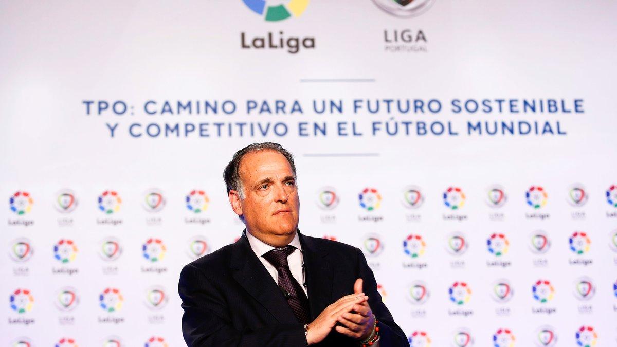 Javier Tebas traite le PSG de tricheur et réclame son expulsion