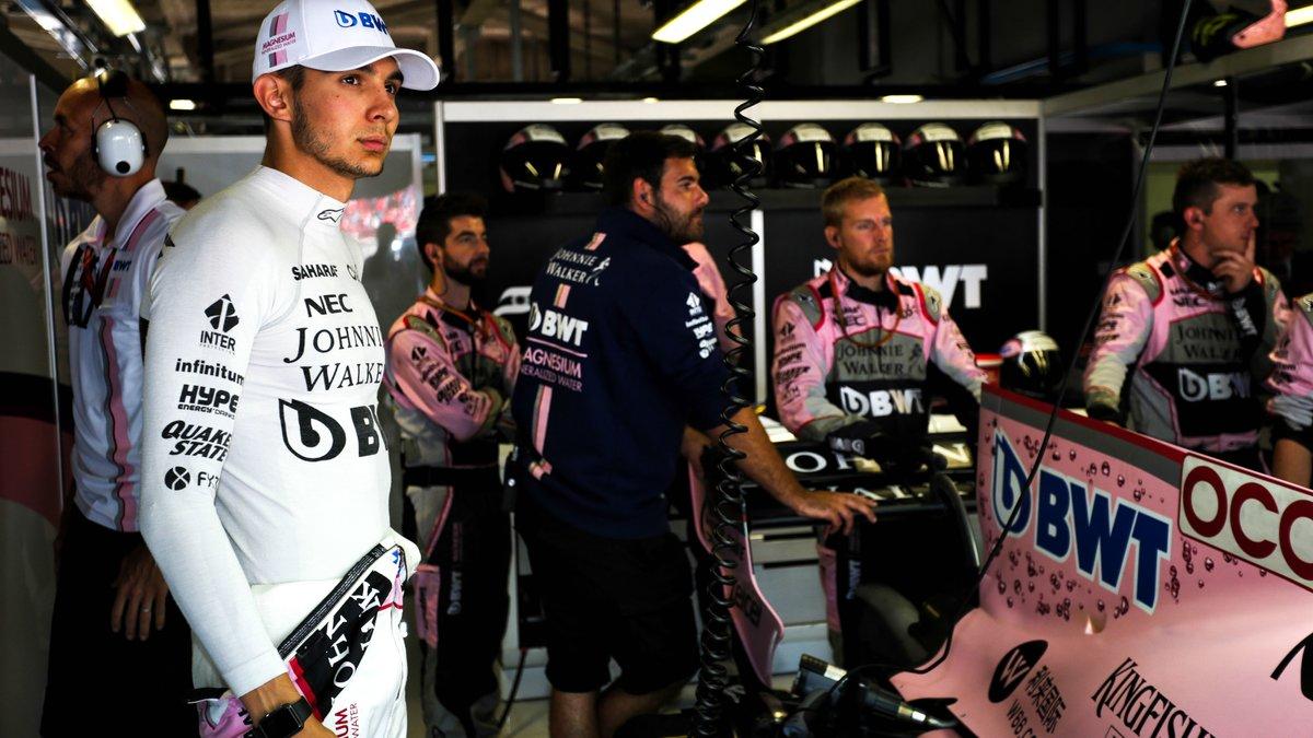 F1 - Perez reste chez Force India en 2018