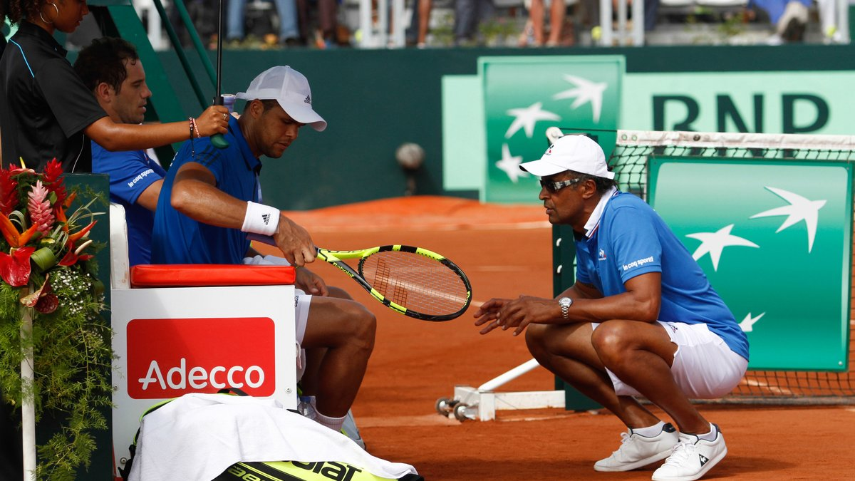 DIRECT COUPE DAVIS. France/Serbie : suivez le match Tsonga-Lajovic