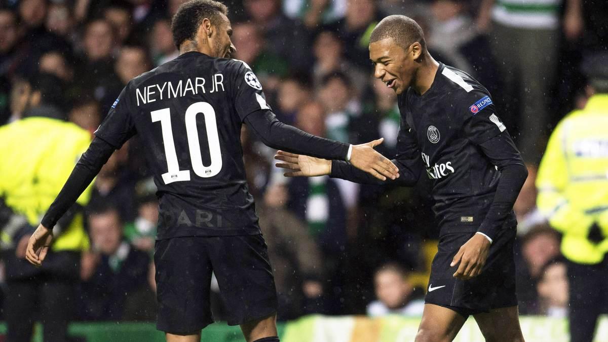 Neymar montre des premiers signes d'agacement au PSG