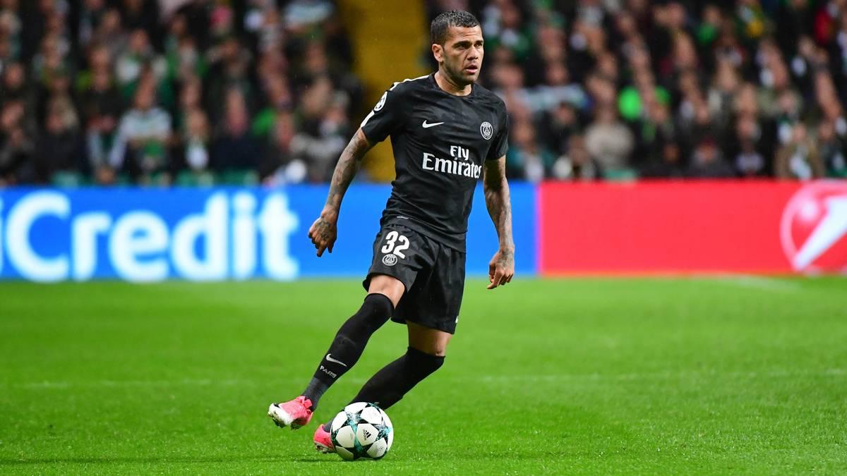 Dani Alves calme le jeu pour la MCN — PSG