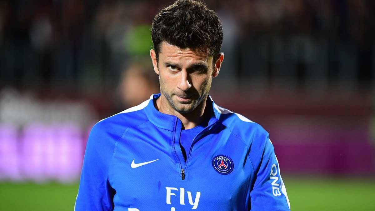Contracture pour Thiago Motta (PSG)