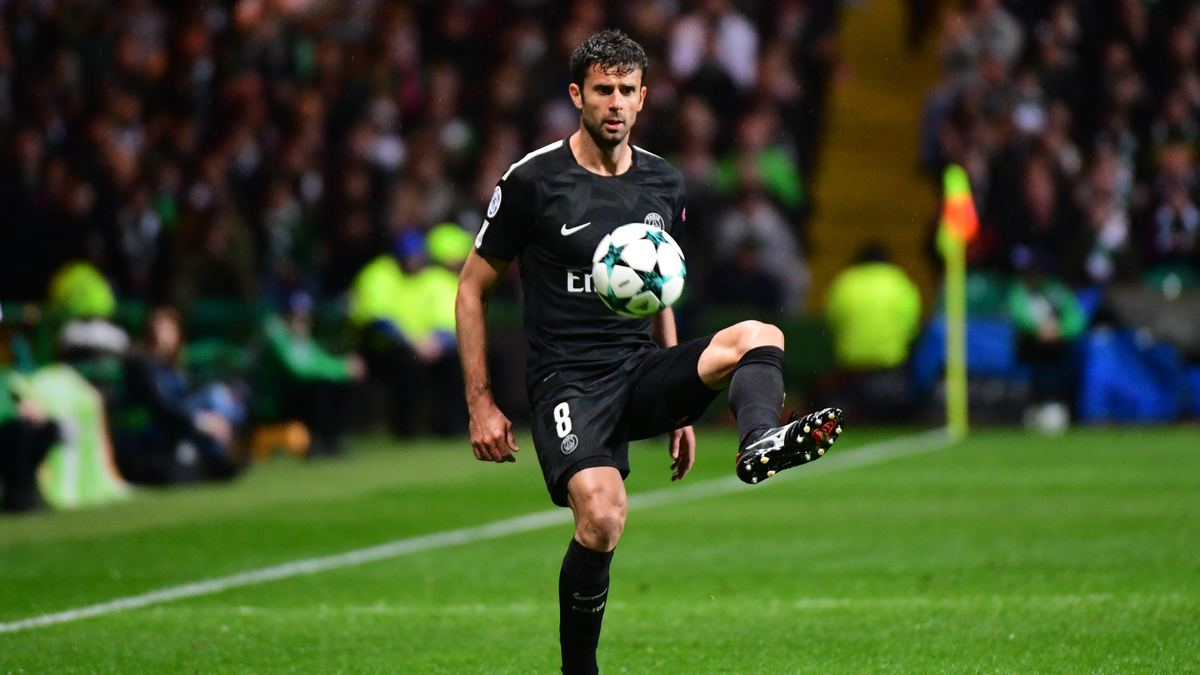 Thiago Motta incertain contre Bordeaux — PSG
