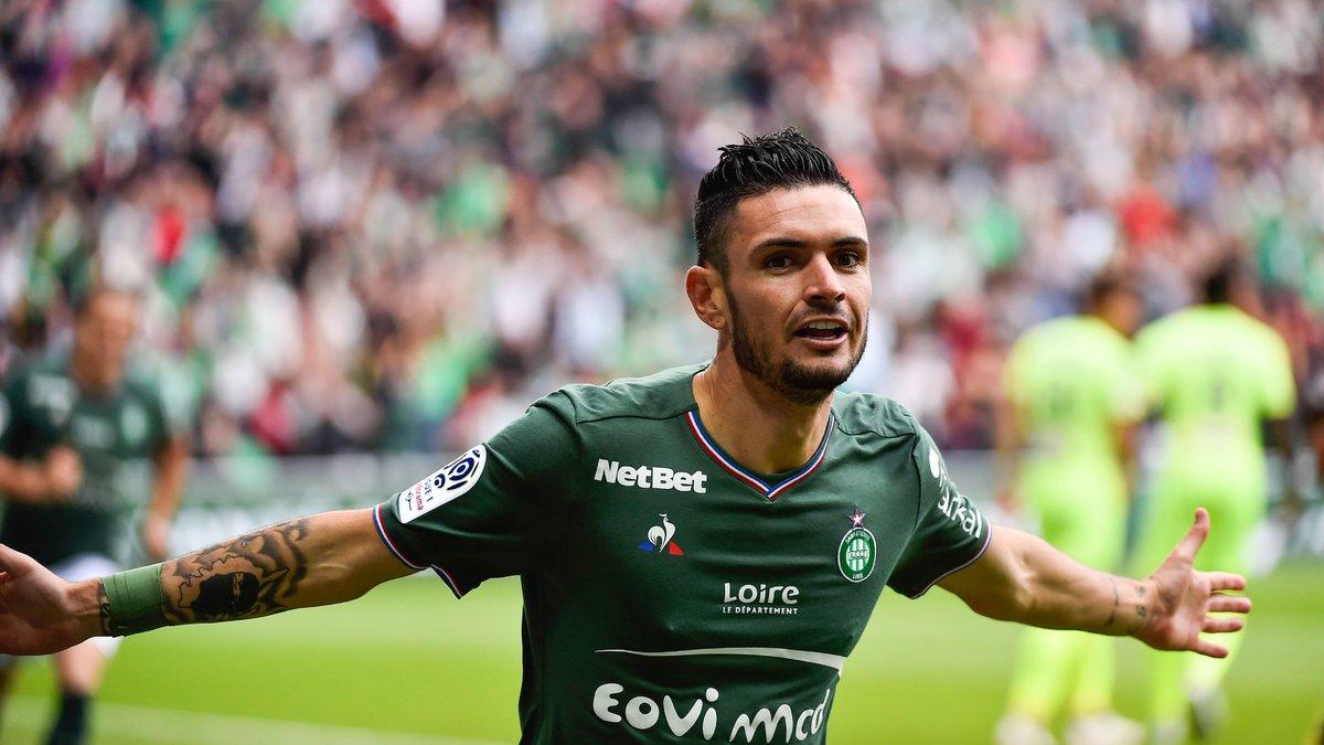 Cabella prévient les Lyonnais — ASSE