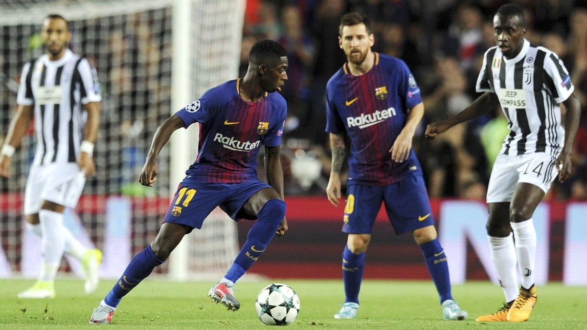 Gérard Piqué sauve le FC Barcelone