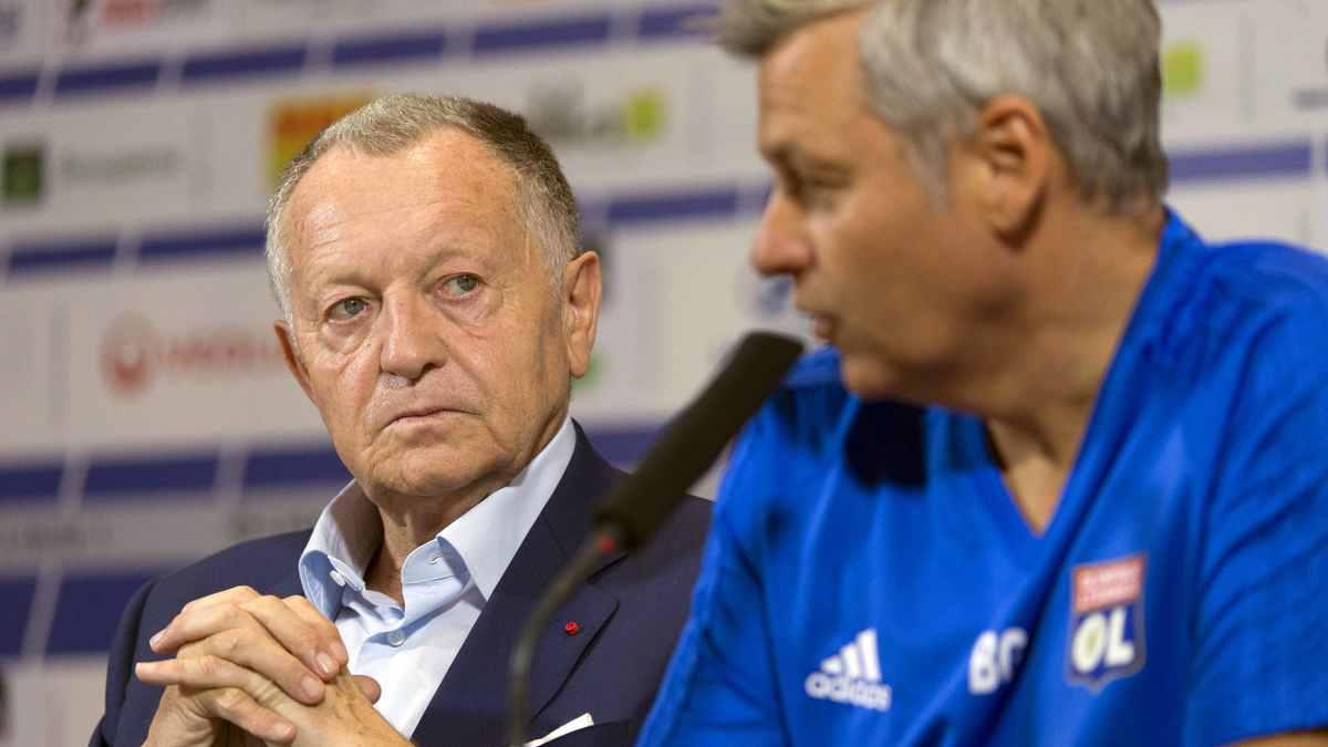 Mercato - OL : Les drôles de confidences de Jean-Michel Aulas sur… sa retraite !