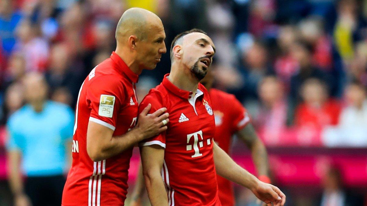 Bayern Munich : Robben revient sur la polémique avec Ribery