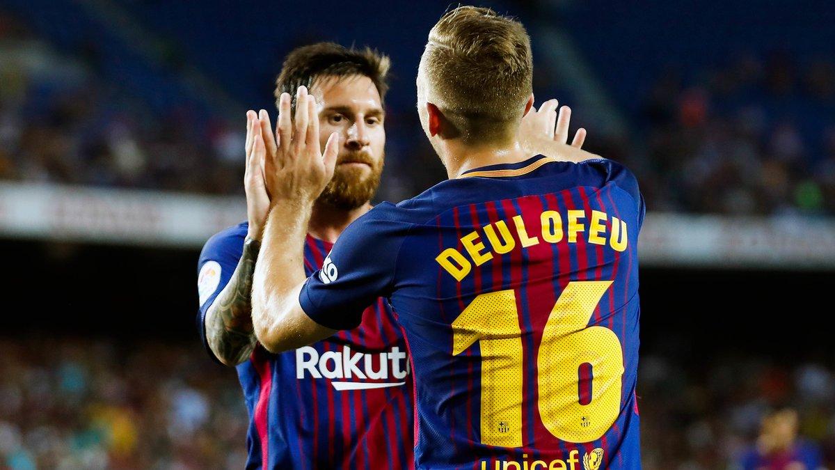 Barcelone : Les grandes attentes d'Ernesto Valverde pour Gerard Deulofeu